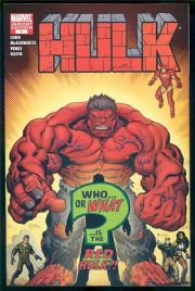 Hulk #1 Red McGuiness Retail Incentive Variant 1:50 Marvel comic book